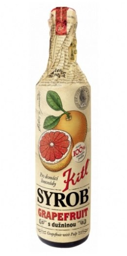 Kitl Syrob grapefruit - 500 ml